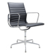EA219 meeting room chair office visitor chair with fixed Aluminum base