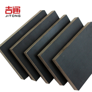 18mm Phenolic resin film faced plywoodl,concrete formwork plywood,shuttering board for construction