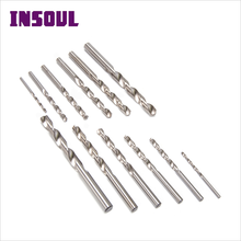 INSOUL High Efficiency DIN338 Cobalt Milling HSS 4341 Jobber Drill Bit For Wood