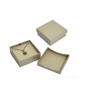 Jewellery Packaging Box Long Paper Pendant Necklace Gift Box Simple Buy Jewellery Packaging Box Long Necklace Boxes Paper Necklace Box Simple