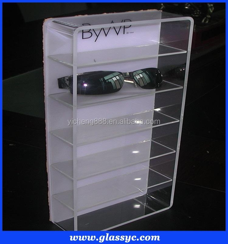High Quality New Design Fashion Custom Acrylic Display Rack