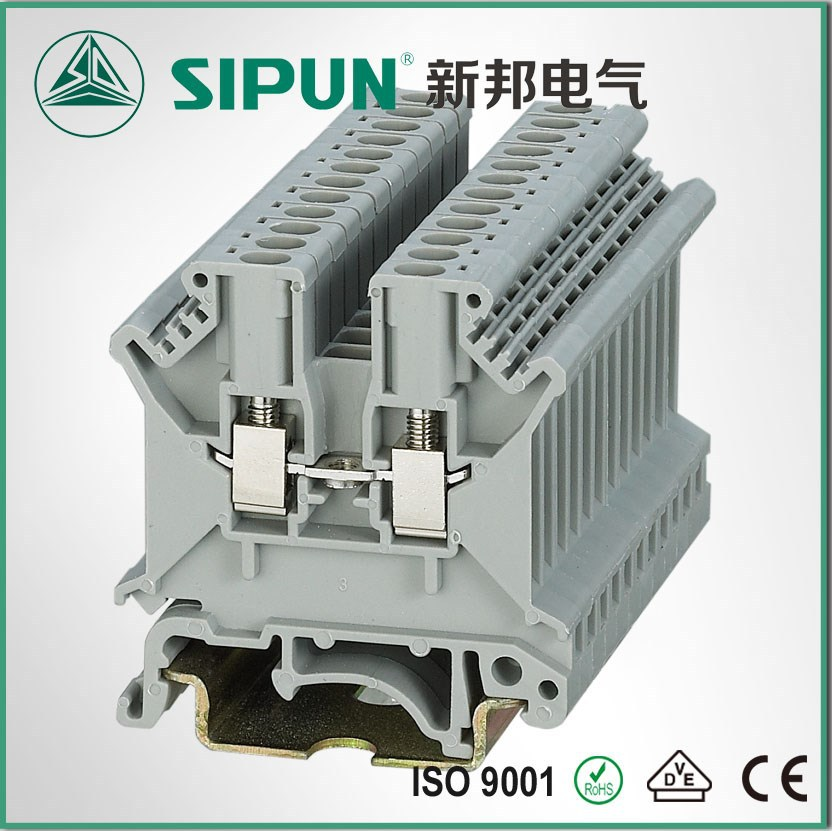 1-60 Number Of Contacts Phoenix Contact Type Din Rail Terminal Blocks - Buy  Terminal Block,Din Rail Terminal Block,Phoenix Contact Terminal Block