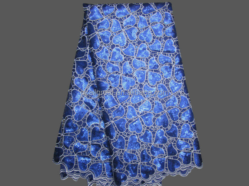 Newest Designs!!high quality organza lace fabric