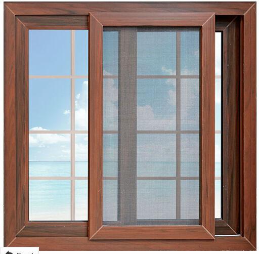 Aluminium Windows Product : Aluminium sliding window with mosquito net buy