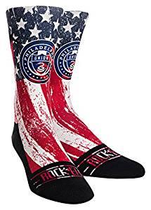 MLS Philadelphia Union Custom Athletic Crew Socks, Youth, Club/Country