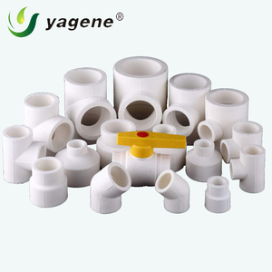 Factory price New Design ppr fitting pipe reducing tee sizes