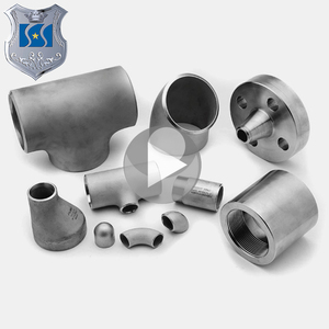 Good Supplier pipe tee 3d model stainless steel fitting / elbow reducer bend