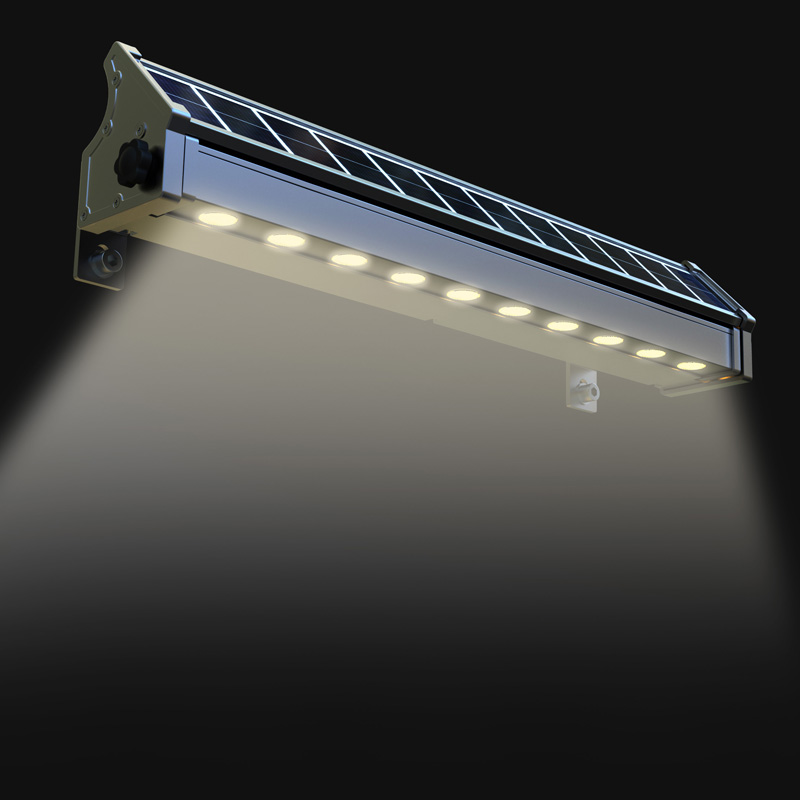 Brand New Led Solar Wall Washer