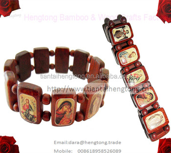 n with religious lovecandanxoxo collections michael bracelet saint charms faith bracelets
