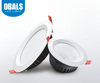 High Quality Custom Wholesale white black surface mount cct change led downlight