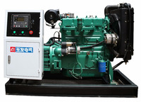 YYUFA manufacturer 20kw natural gas/LPG generator set for home use