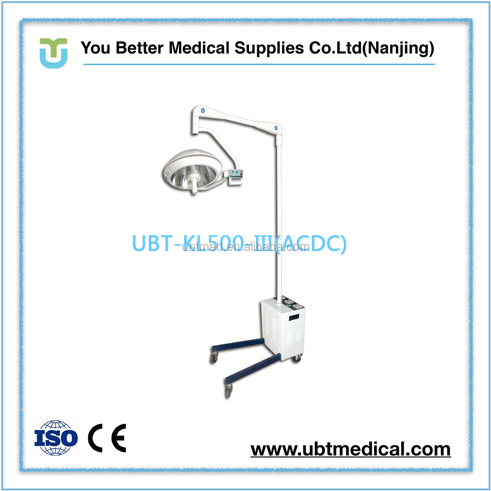 Medical Surgery LED Shadowless Operating Lamp shadowless lamp 500