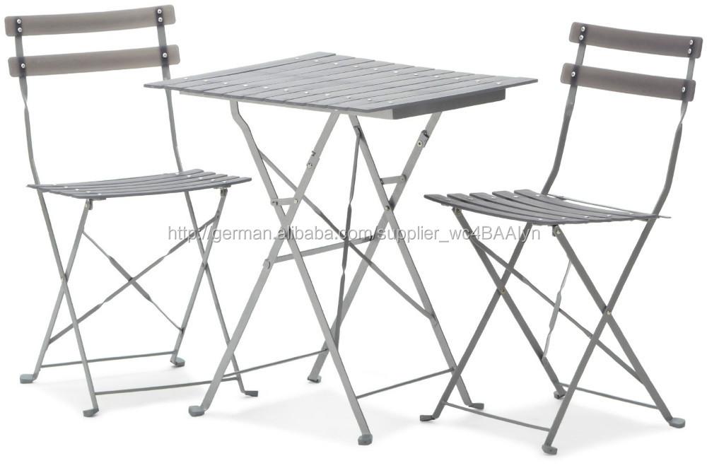 Bistro Klapptisch klapptisch und stuhl indoor outdoor billiges plastik bistro set set