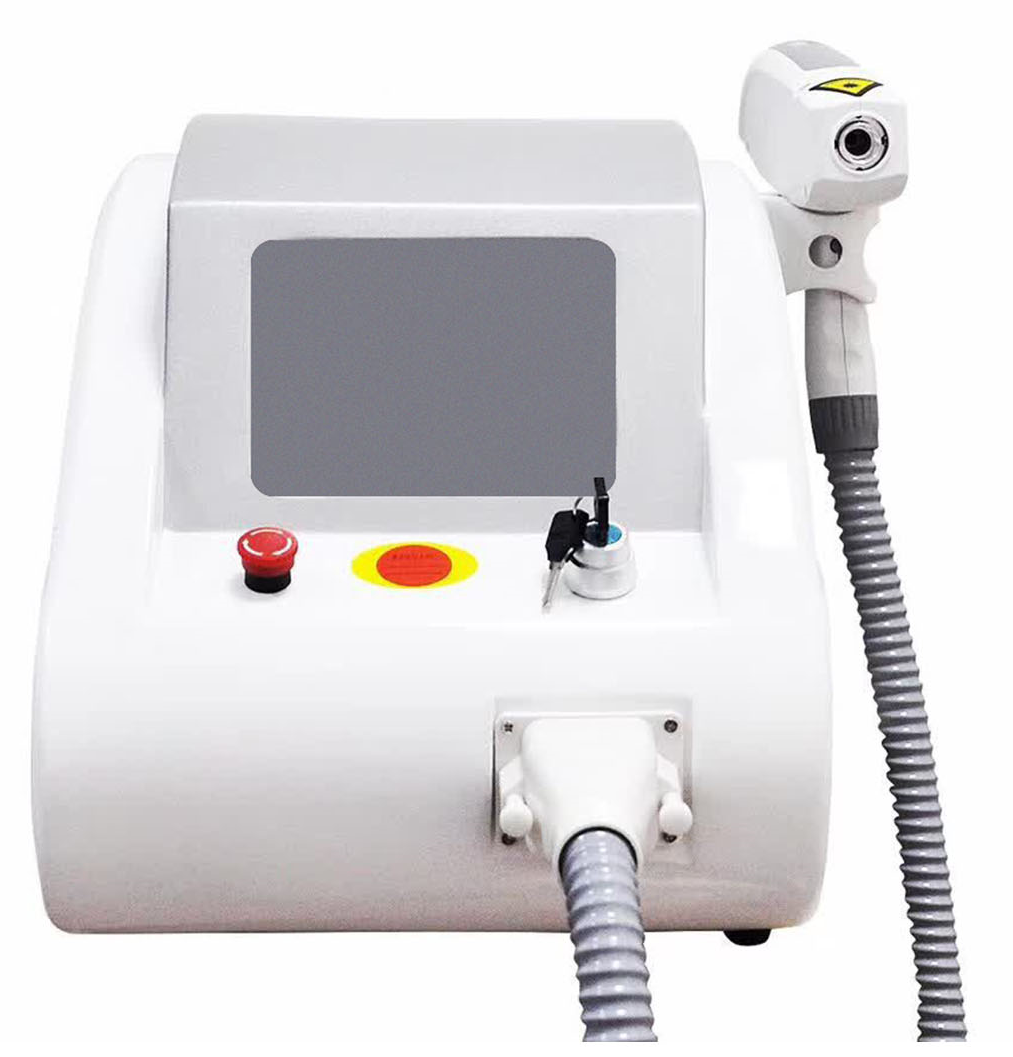 With Factory Price Q Switch ND Yag Laser Tattoo Removal Machine for Tatoo & Eyebrow Removal- MSLYL02