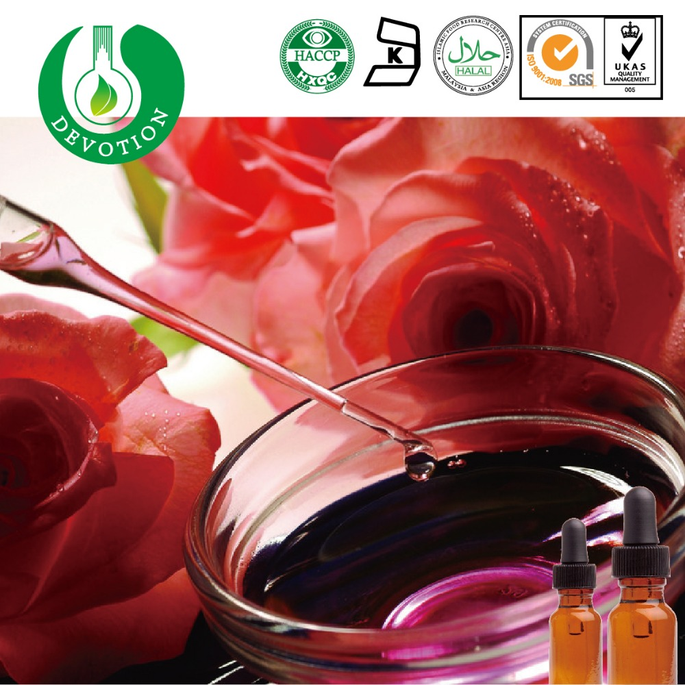 Pure Natural Rose Skin Care Essential Oil Rose Oil