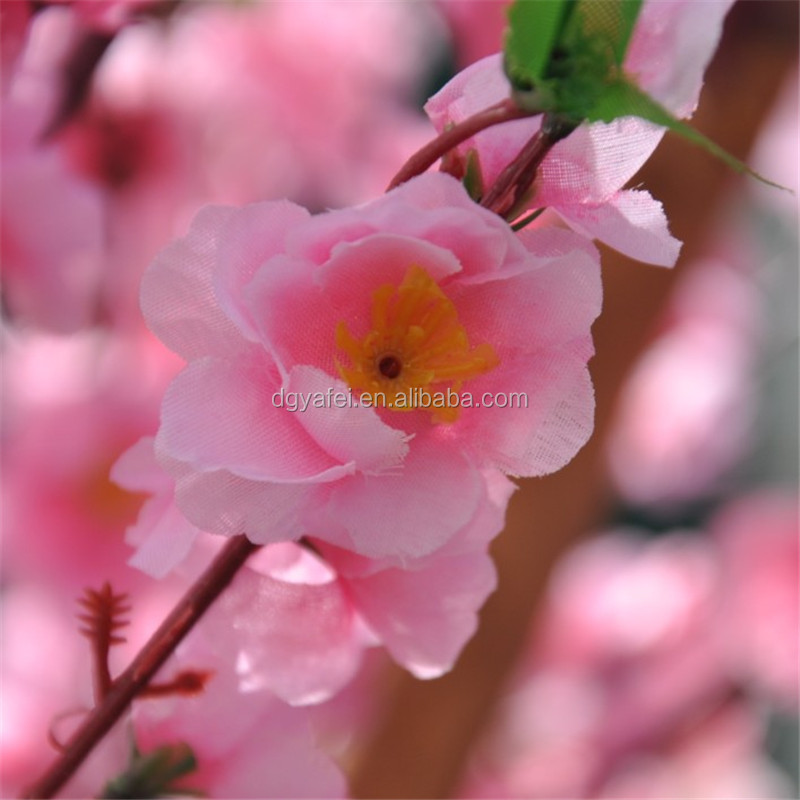 Artificial Peach Blossom Suppliers And Manufacturers At Alibaba