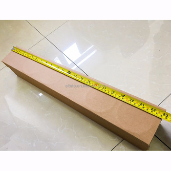 High weight recyclable low price paper pallet foot for packaging