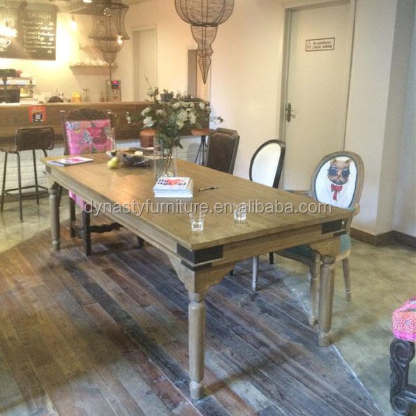 Venta al por mayor diseños de mesas de comedor rusticas-Compre ...
