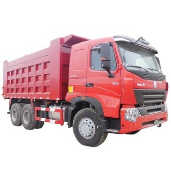 Sinotruk Howo A7 Dump Truck 420hp - Buy Howo A7 Dump Truck