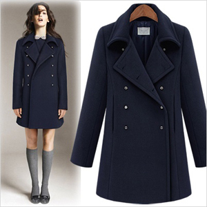 cheap oversized winter coat double breasted slim petite