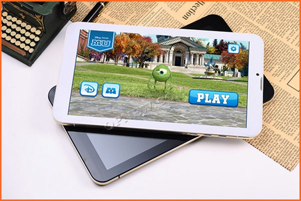 Fabriek OEM goedkope 7 inch 3g tablet pc dual sim-kaart tablet