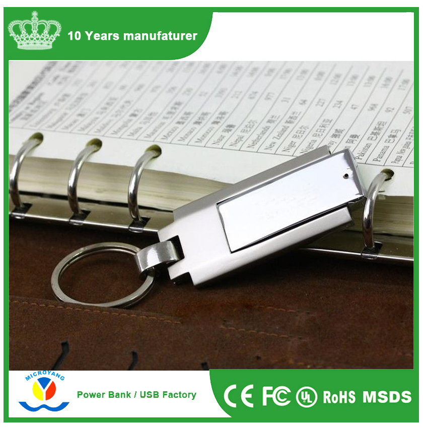 Best selling items Metal Usb Flash Drive with free sample free shipping