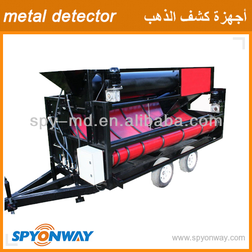 Gold Mineral Separating Machine