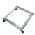 800x600 Heavy Duty Moving Steel Milk Transport Dolly