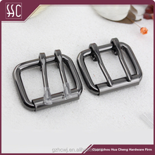 2016 new design reversible pin belt buckle