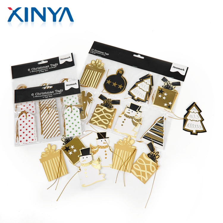 XINYA Wholesale Products Fancy Paper Hang Tag Colorful Kids Christmas Gift Tags With String  sc 1 st  Alibaba & Xinya Wholesale Products Fancy Paper Hang Tag Colorful Kids ...