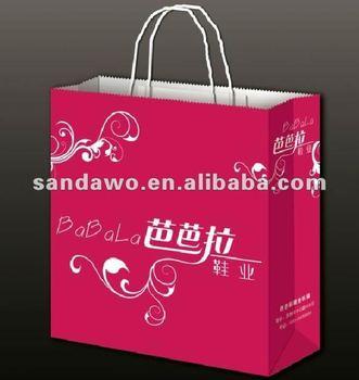 advertising paper bags