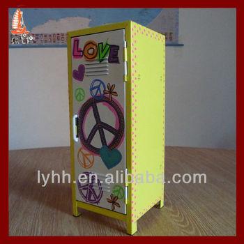 Kid Furniture Mini Design Kid Toys Nice Small Locker Mini