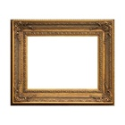 Custom-made Vintage Big Mirror Painting Picture Frame