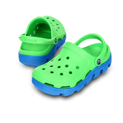 2015 Summer EVA Breathable 3D Clog Flat Garden Shoe High quality Children Shoes Hole Hole Sandals Boys Girls Beach Slippers