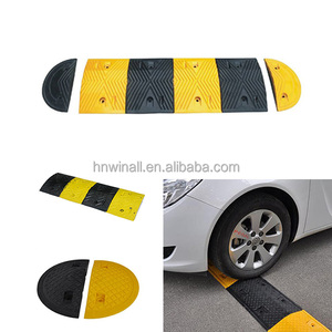 Plastic Road Hump Speed Breaker