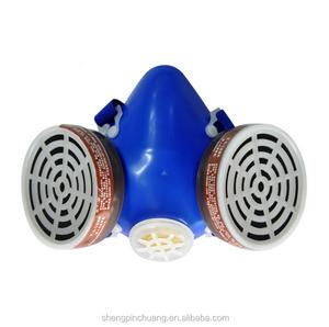 Customize High quality respirator gas mask bong for sale