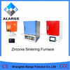 Alarge High temperature 1700 C refractory furnace used for zirconia sintering