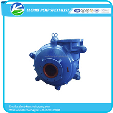 Portable Sewage Diesel Slurry Pump In Fertilizer Industry