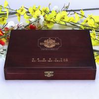 rectangular luxury cigar packaging wooden box, cigar packaging