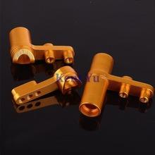 102057G HSP Steering Servo Saver Complete For RC 1 10 Model Car Upgrade Parts Golden