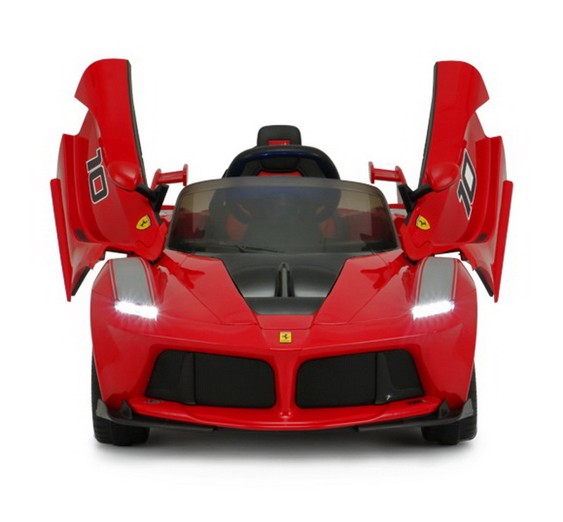 RASTAR battery operated ferrari licensed kids electric ride on car