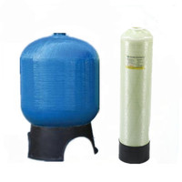 High quality China factory suppliers fiberglass water tanks / fiberglass pressure vessel