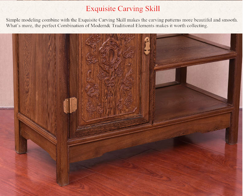 Industrial wholesale curio cabinets manufactured in china for Chinese kitchen cabinets wholesale