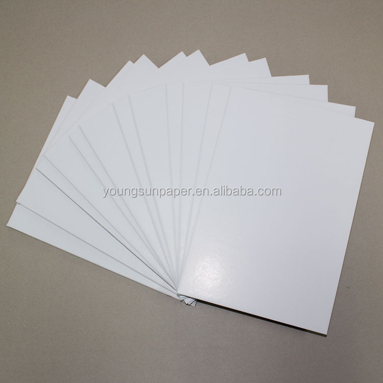 1.2mm thickness grey chipboard front side white duplex board <strong>pe</strong> coated