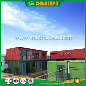 Luxury container house/container house price/combination type house container