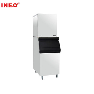 180Kg/24h Industrial Commercial Ice Cube Machine With Price