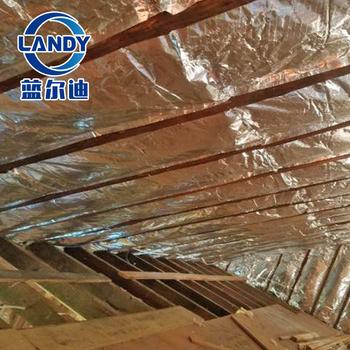 Reflective Heat Shield Insulation Attic