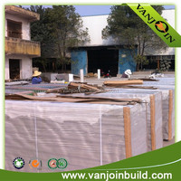 Low cost economic office partition wall material