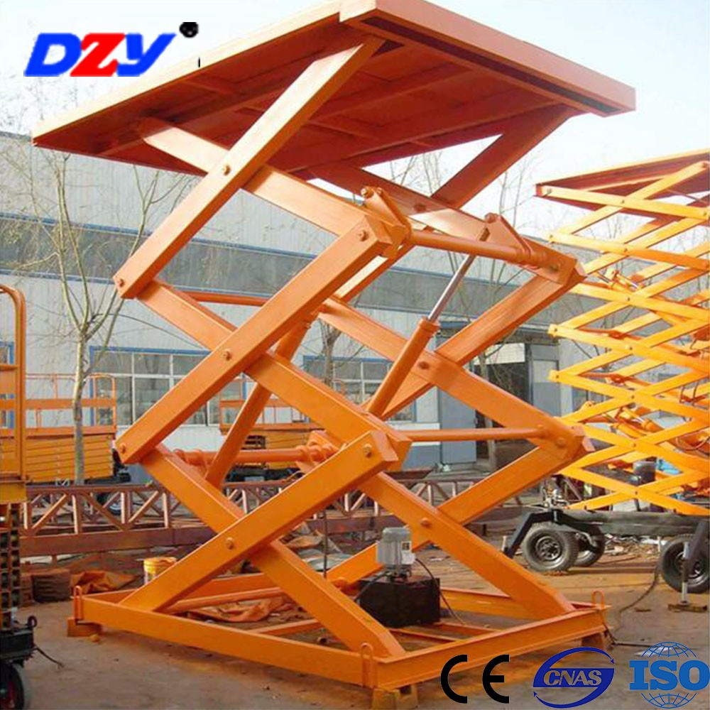 Hydraulic Boom Lifts For Pickups : Truck mounted aerial work platform buy