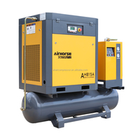 Wholesale High-efficiency 15 kw 300 L Electric Durable Screw Type Air Compressor Air Compressors
